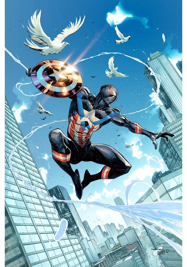 Miles Morales: Spider-Man #28 - okładka alternatywna