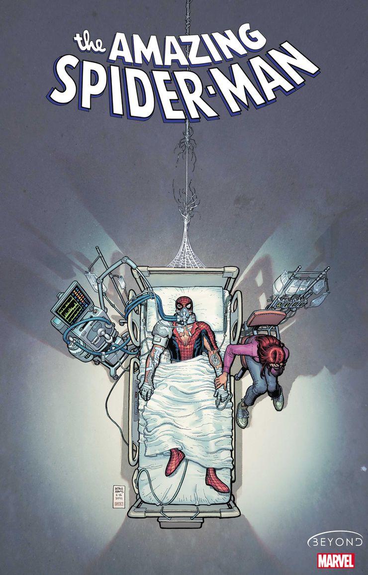 Spider-Man w erze Beyond - materiały promocyjne
